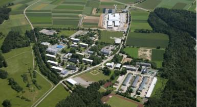Luftbild INGpark