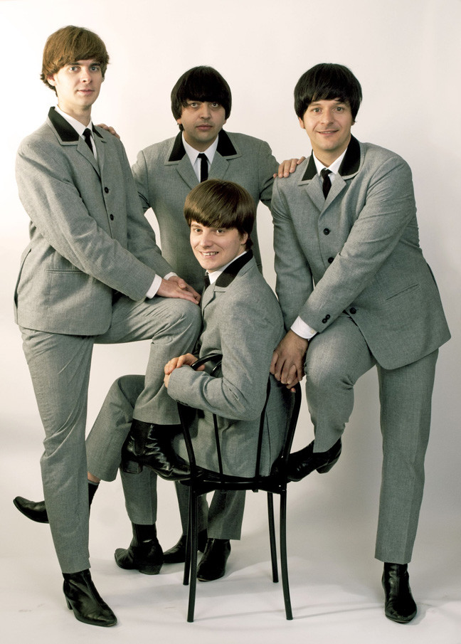 """Die Band """"Pangea - The Beatles Revival Band"""""""