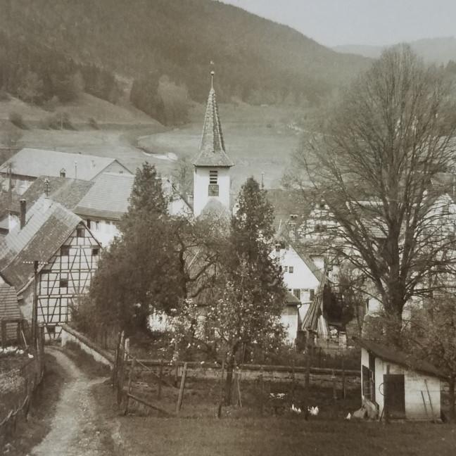 Alter Kirchhof Iselshausen