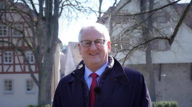 Oberbürgermeister Jürgen Großmann