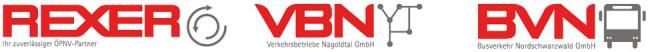 Logo der Firma Rexer, VBN und BVN