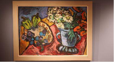"""Gemälde aus der Ausstellung """"Malerinnen des Expressiven Realismus"""""""