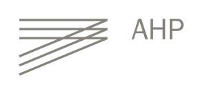 Logo der AHP