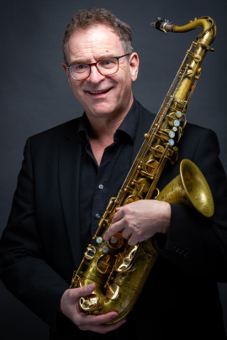 Ralph Gundel, Lehrkraft für Saxophon und Klarinette