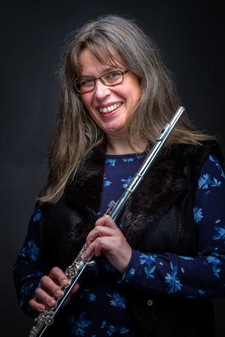 Agnes Haffner, Lehrkraft für Querflöte