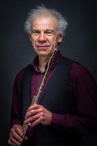 Christoph Kieser, Lehrkraft für Querflöte