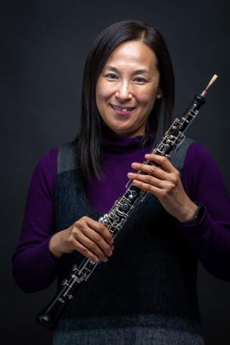 Atsuko Pfundstein, Lehrkraft für Oboe