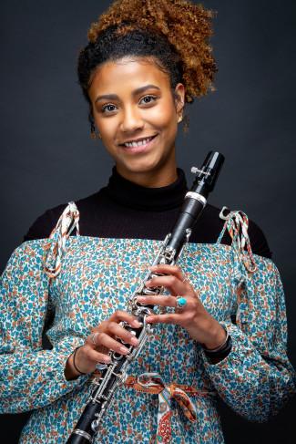Claudia Sanchez Duquesne, Lehrkraft für Klarinette