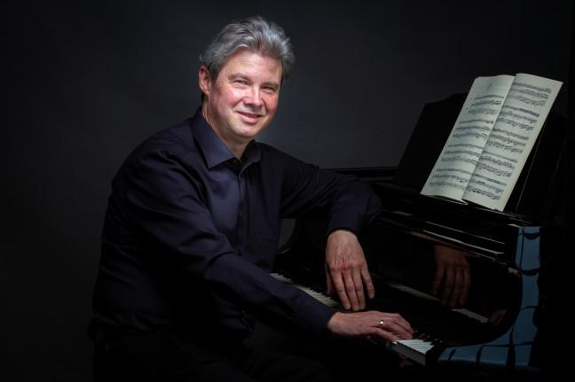 Martin Kalmbach, Lehrkraft für Klavier