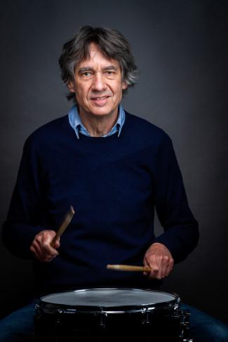 Dieter Schumacher, Lehrkraft für Schlagzeug