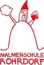 Malmenschule Logo