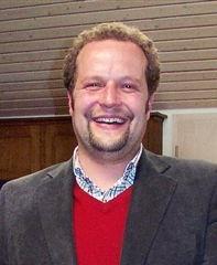 Chorleiter Andreas Kramer